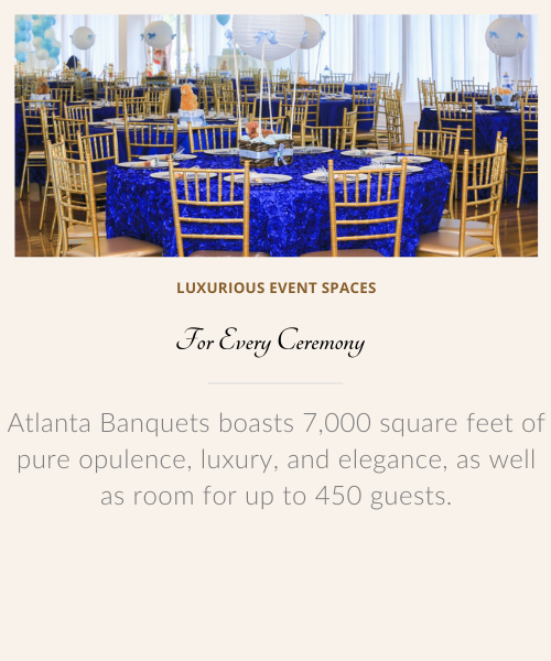 Luxurious Event Space